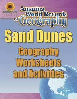 SAND DUNES—Geography Worksheets and Activities