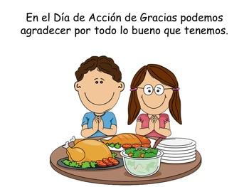 SPANISH Thanksgiving
