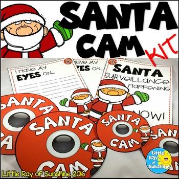 SANTA Cam Christmas December