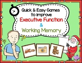 SANTA'S LIST:  Game for Working Memory & Executive Function