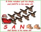 SANTA - Song-To-Book [speech therapy and autism]