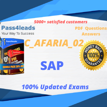 SAP C_AFARIA_02  Exam Questions - Easy Prepare