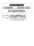 SAT 10 Language Arts/Reading Definitions