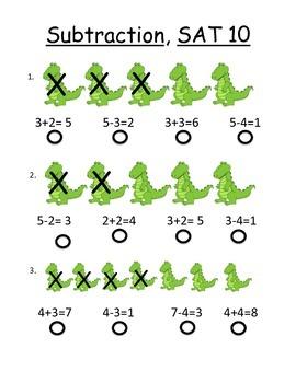 SAT 10 Practice