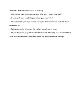SAT, ACT, ASVAB Vocabulary Story Journal from Jail
