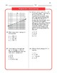 SAT/ACT Math Practice Problems - Algebraic Reasoning Bundle