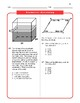 SAT/ACT Math Practice Problems - Geometric Reasoning Bundle