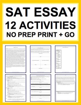 Sat essay 12