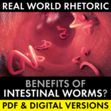 SAT Essay Prep #2, Deconstruct the Argument, Rhetorical Tools & the S.A.T. Essay
