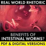 SAT Essay Prep #2, Deconstruct the Argument, Rhetorical To