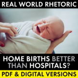 SAT Essay Prep #3, Deconstruct the Argument, Rhetorical Tools & the S.A.T. Essay