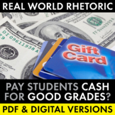 SAT Essay Prep #1, Deconstruct the Argument, Rhetorical Tools & the S.A.T. Essay