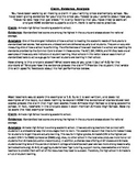 SAT Essay Scaffolding