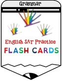 SAT Flash Cards-English Grammar