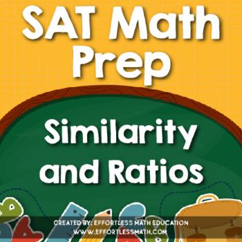 SAT Math Prep: Similarity and Ratios