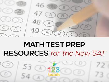 SAT Math Test Prep Resources