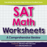SAT Math Worksheets