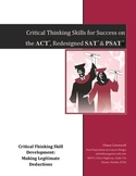 SAT, PSAT and ACT Critical Thinking Skill Builder