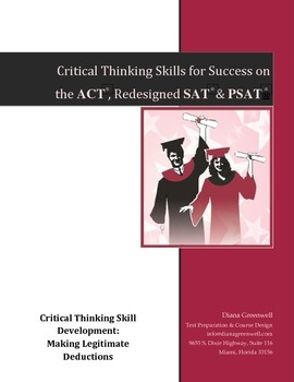 sat critical thinking
