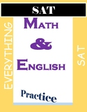 SAT Math and English Practice