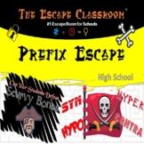 SAT Prefix Escape Room (9th - 12th Grade) | The Escape Classroom