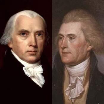 SAT Prep: Historical Writing (Thomas Jefferson to James Madison Letter)