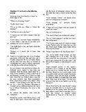 SAT Reading Bell Ringer Literature 4
