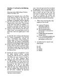 SAT Reading Bell Ringer Social Science 1