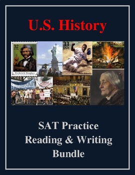 SAT Reading & Writing Practice – Value Bundle