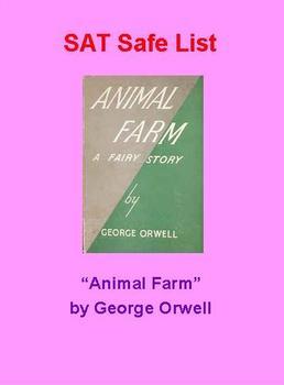 SAT Safe List - Animal Farm