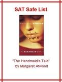 SAT Safe List - The Handmaid's Tale