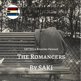 SAT Style Literature Passage: The Romancers by Saki