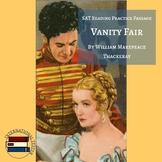 Vanity Fair by William Makepeace Thackeray | SAT Style Rea