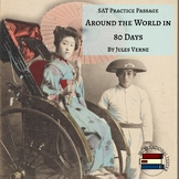 SAT Style Reading Passage Around the World in 80 Days