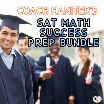 SAT Math TEST PREP BUNDLE