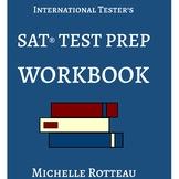 SAT Test Prep Workbook | Analyze your Practice Test Errors