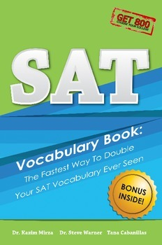 SAT Vocabulary Book (old SAT)