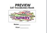 SAT Vocabulary Book
