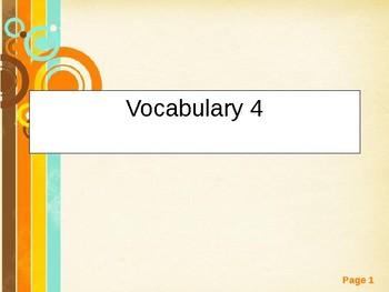 SAT Vocabulary PPT 3