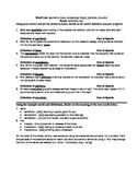 SAT Vocabulary Practices, Quizzes, and Tests (Regular Level)