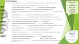 SAT Vocabulary Worksheet
