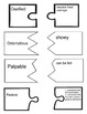 SAT Word Puzzles List One