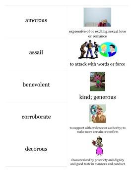 SAT Words Flashcards