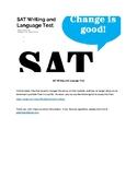 SAT Writing and Language Prezi