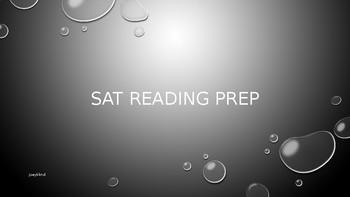 SAT powerpoint