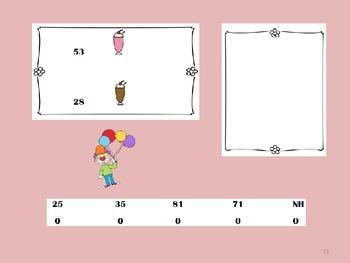 SAT10 BLITZ Mathematics Procedures