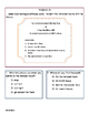 SAT 10 Reading Comprehension Practice Passages First Grade