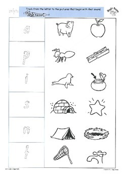 SATPIN Activity Sheets