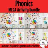 Alphabet Activity MEGA Bundle