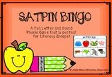SATPIN Bingo